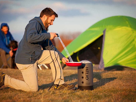 La Meilleure Douche de Camping 2021