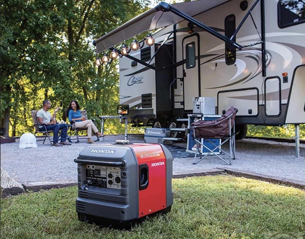 generateur portable pour camping-car camping