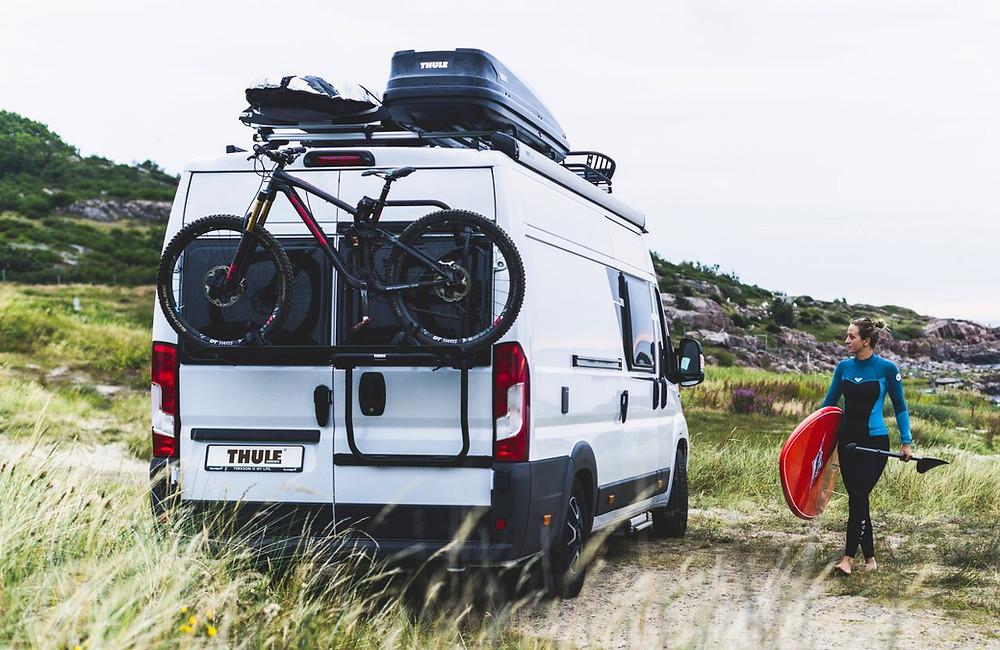 porte velo camping car