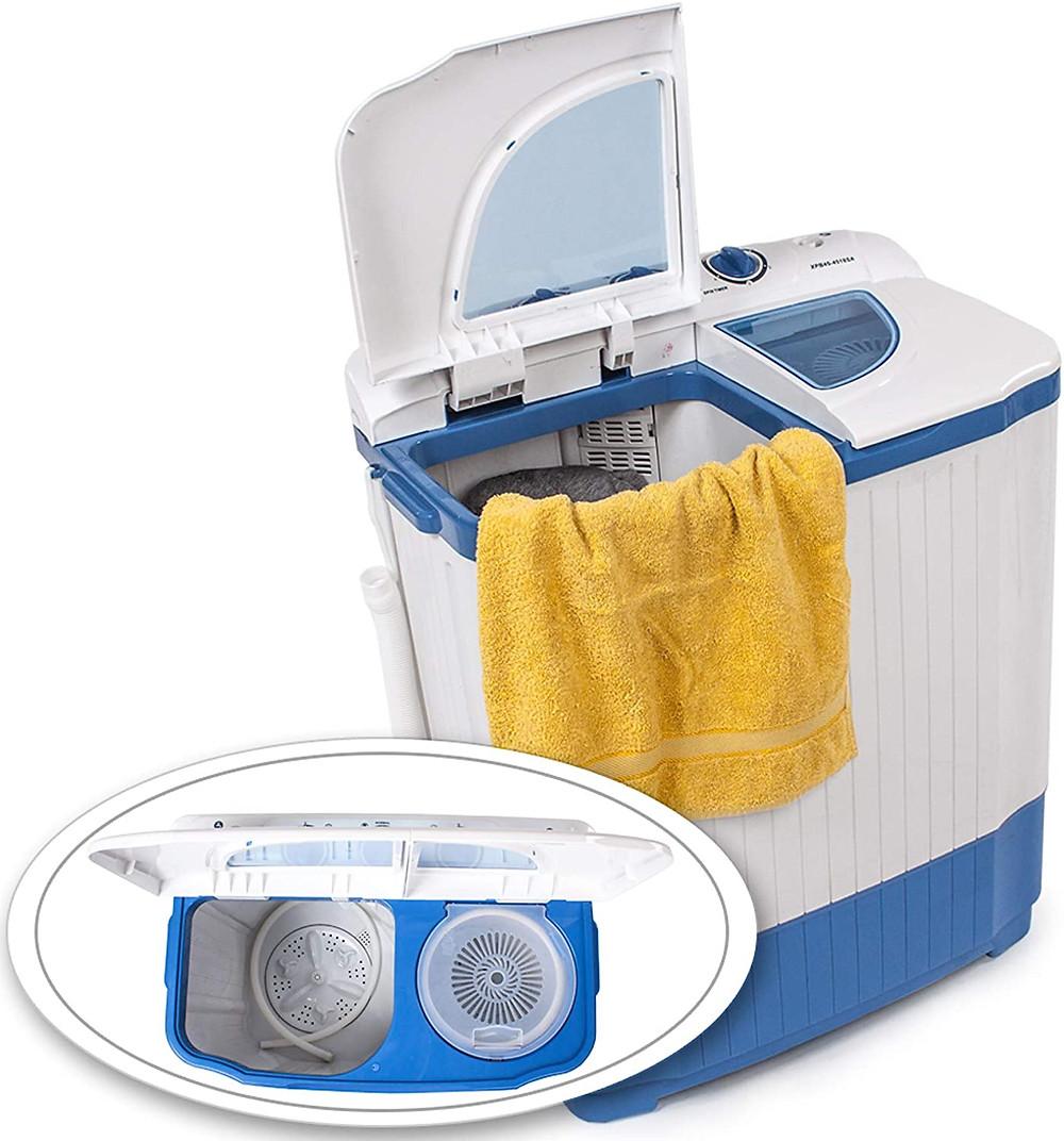 machine a laver portable