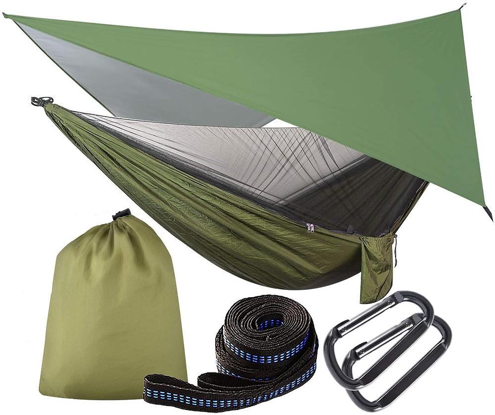 hamac de camping avec moustiquaire le plus économique