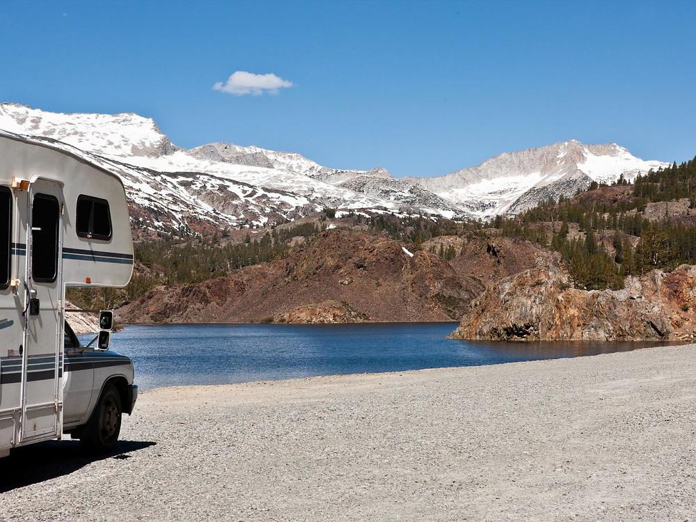 Pompe a Eau Camping Car