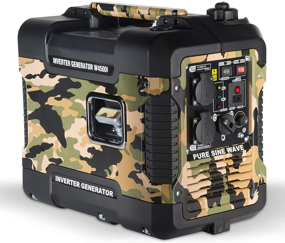 generateur portable pour camping car camo