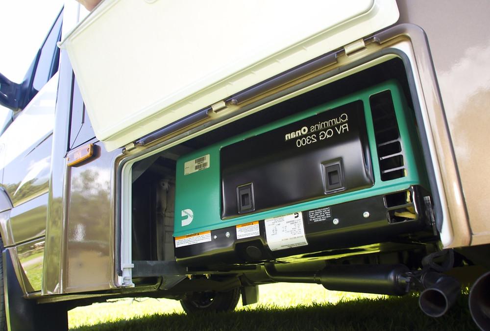 générateur de camping-car