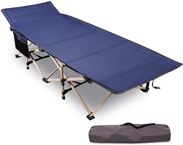 meilleur lit pliant de camping