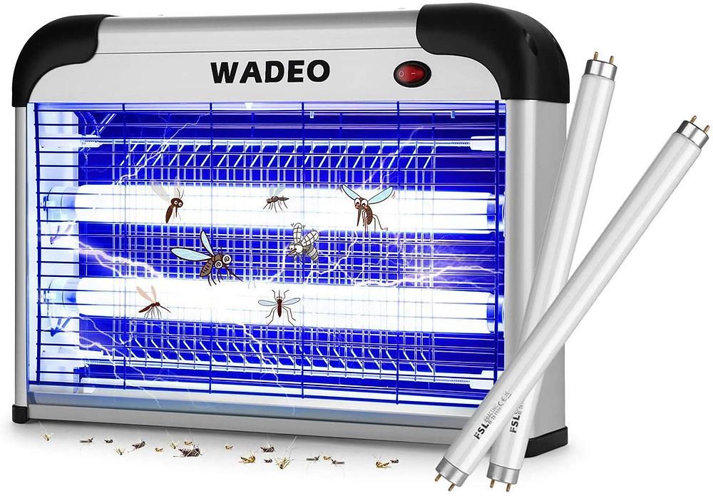 WADEO lampe anti moustique