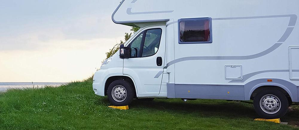 comment mettre a niveau un camping car
