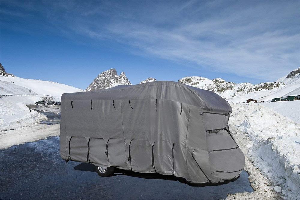 housse camping car Brunner neige