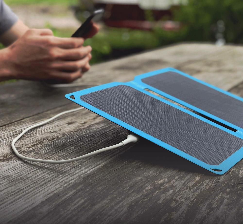 meilleur chargeur solaire portable