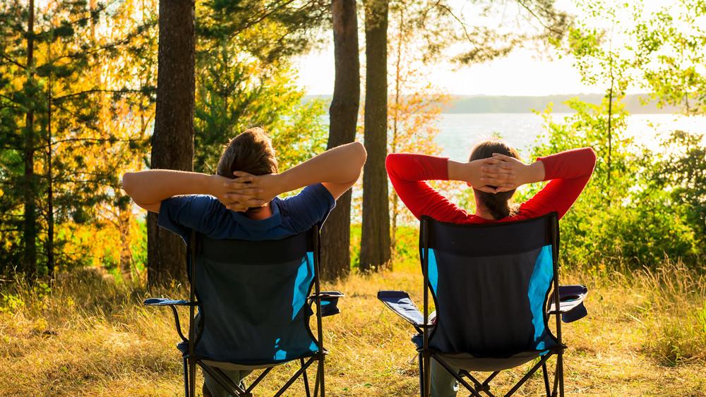 chaise de camping horizon