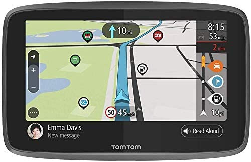 PS TomTom GPS Camping
