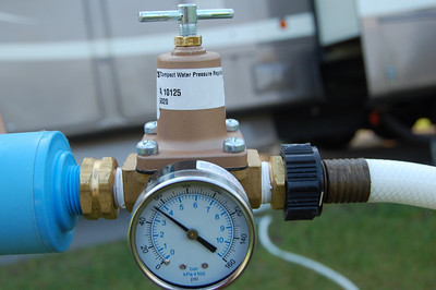 Pompe a Eau Camping Car - robinet
