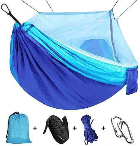 hamac de camping avec moustiquaire pour rando