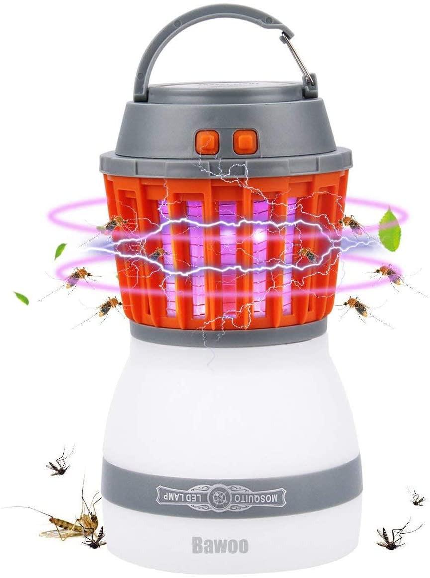 Lampe Anti Moustique LED UV Bawoo
