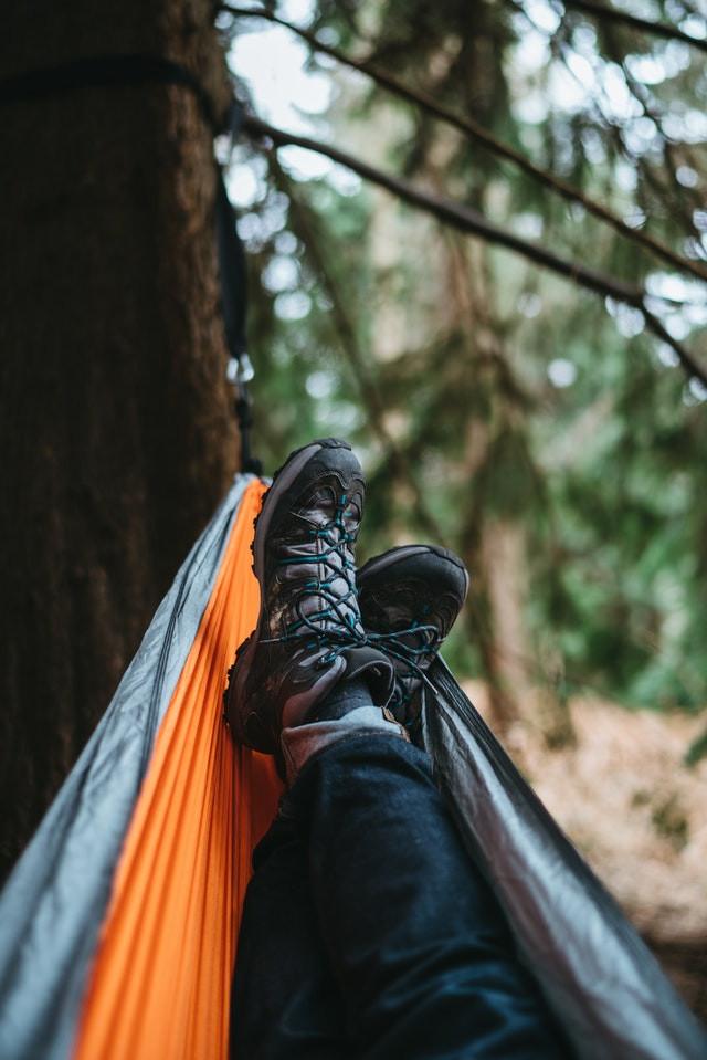 hamac de camping avec moustiquaire rando alpes