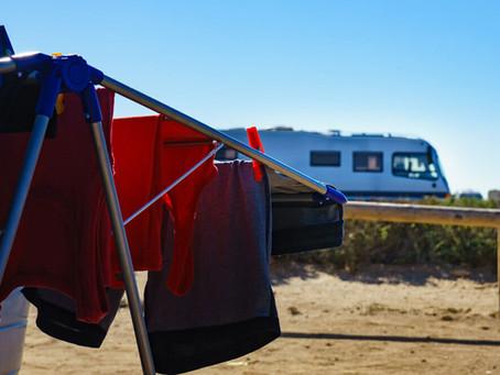 Quelle est la Meilleure Machine à Laver portable pour la vie en Campin-car !
