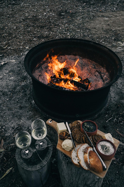 Barbecue Portable feu de bois camping