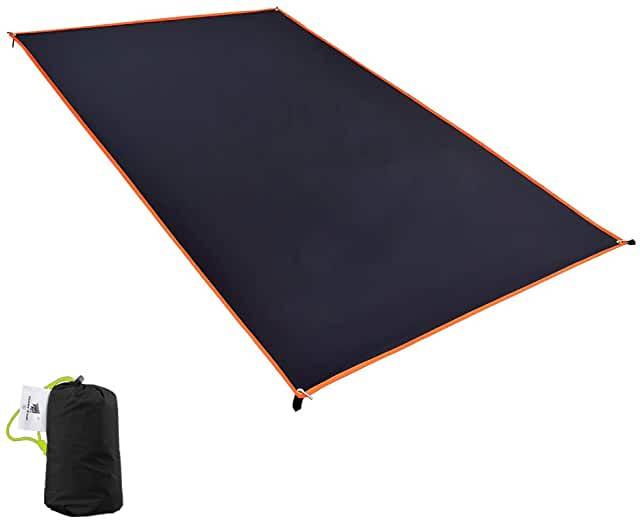 Meilleur Tapis de Sol Camping – Pour la Tente
