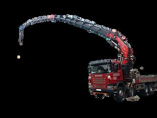 Lorry Crane Rental