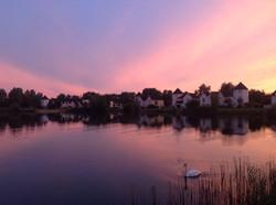 Windrush Sunset
