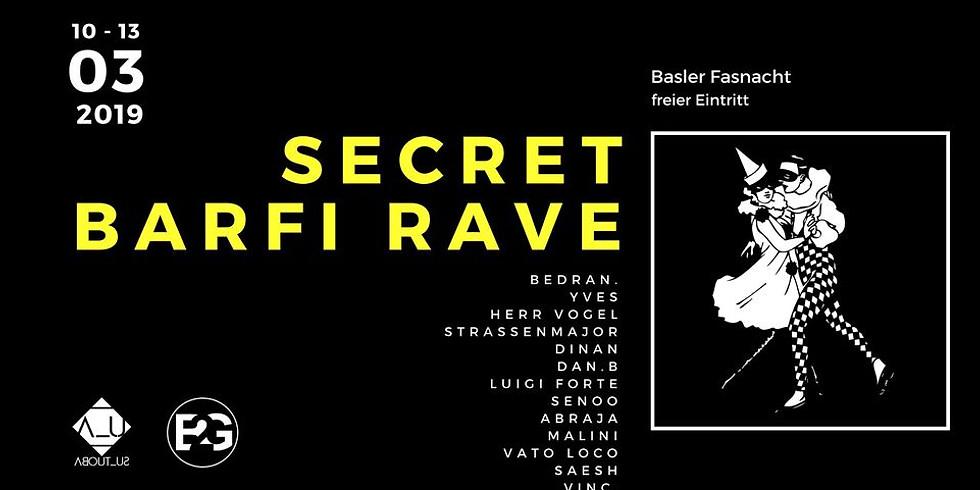 Secret Rave w/ Locals