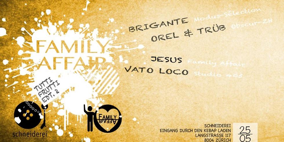 Family Affaires w/ Studio 405