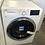 Thumbnail: (373) BEKO Ultrafast WDEX854044Q0W Bluetooth 8 kg Washer Dryer - White