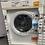 Thumbnail: (856) Hotpoint NSWM742UWUKN 7Kg Washing Machine with 1400 rpm - White