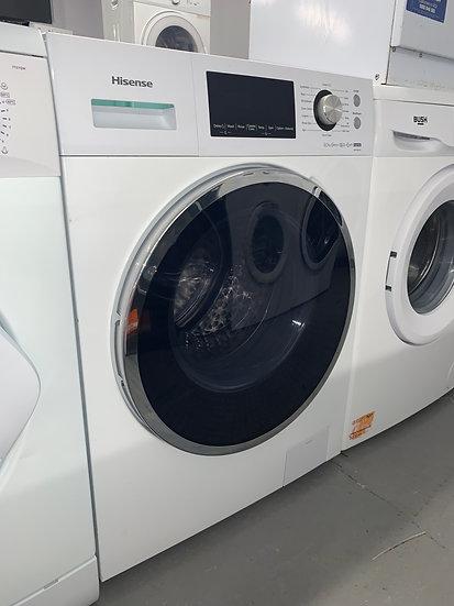 Hisense WFP9014V 9kg Washing Machine - White