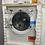 Thumbnail: (855) Hotpoint NSWM742UWUKN 7Kg Washing Machine with 1400 rpm - White