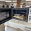 Thumbnail: (465) Sharp R-220M 20 Litre Microwave - Silver