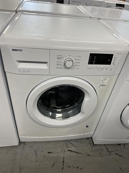 (362) Beko WM74135W 7kg 1300rpm Freestanding Washing Machine