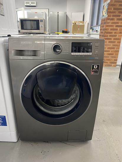 SAMSUNG AddWash WW80K5410UX 8 kg 1400 Spin Washing Machine - Graphite *GRADED*