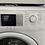 Thumbnail: (860) Beko WMB81241LW 8kg 1200rpm Freestanding Washing Machine - White