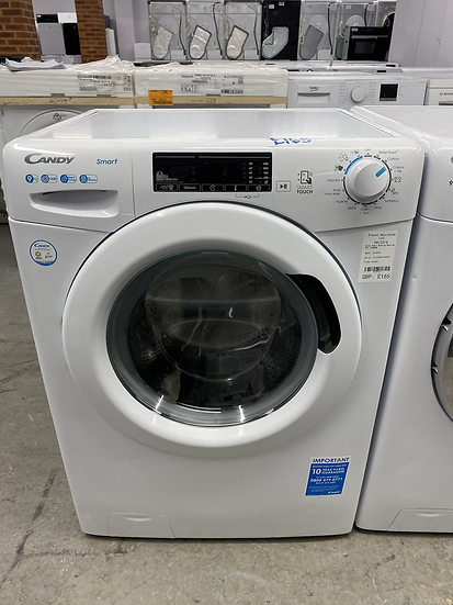 (201) Candy CS149TE 9Kg Washing Machine with 1400 rpm - White