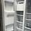Thumbnail: (004) SAMSUNG RS3000 RS50N3513WW/EU American-Style Fridge Freezer - White