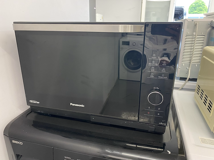 (458) Panasonic NN-DSS596B Stainless Steel