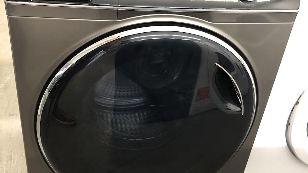 (971) Haier HWD100-B14979S 10Kg / 6Kg Washer Dryer with 1400 rpm - Graphite