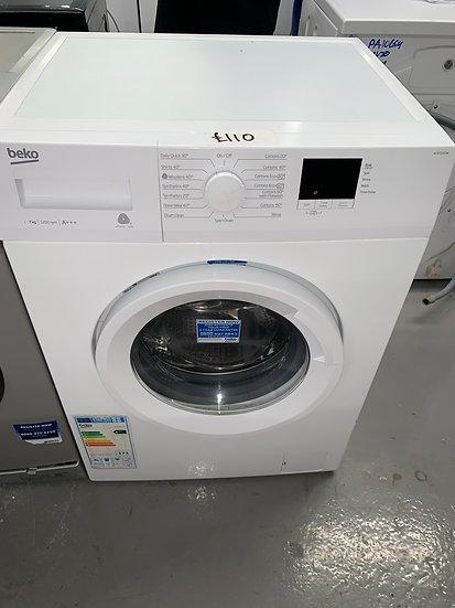 Beko WTB72E1W 7kg Washing Machine -  White