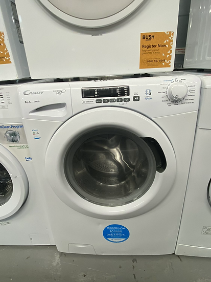 Candy GVS148D3 8KG 1400 Spin Freestanding Washing Machine - White