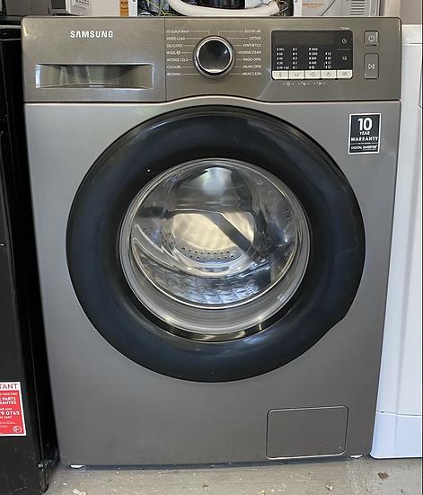 SAMSUNG ecobubble WW80TA046AX/EU 8 kg Washing Machine - Graphite *GRADED*