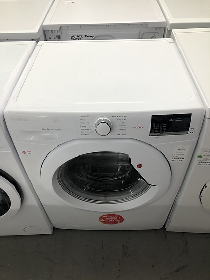 (576) Hoover DHL1482D3180 8Kg Washing Machine with 1400 rpm