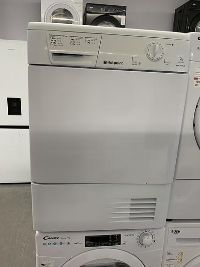 (636) Hotpoint 7kg Condenser Dryer CDN7000