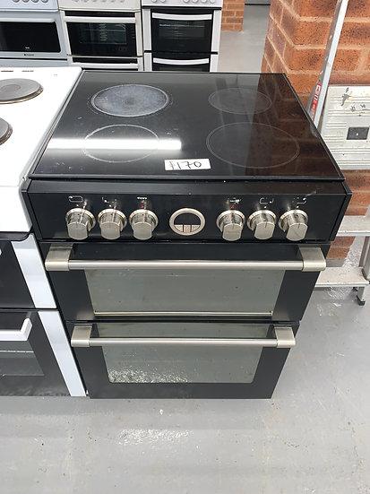 STOVES STERLING 600E-444440992 60cm Electric Cooker - Black