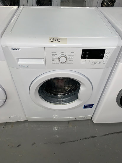 Beko WMB 71231W 7kg Washing Machine - White