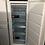 Thumbnail: (189) AEG A72020GNW0 60cm Wide Frost Free Freestanding Upright Freezer - White