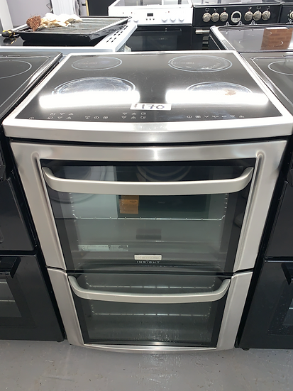 Electrolux EKT6045X 60cm Electric Cooker - Stainless
