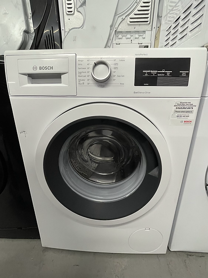 (166) Bosch WAT28371GB  Washing Machine, 9kg Load, A+++ Energy Ratin