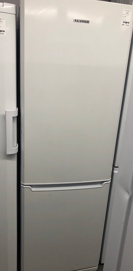 (614) Samsung Tall Fridge Freezer RL38SBSW