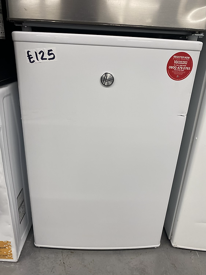 Hoover HVTLU542WHK Under Counter Freezer - White - A+ Rated